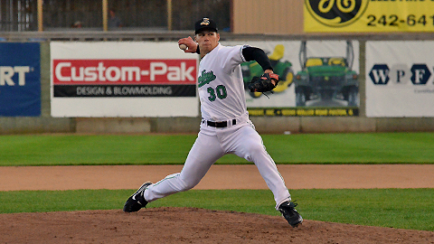 RHP Brett Shankin (milb.com)