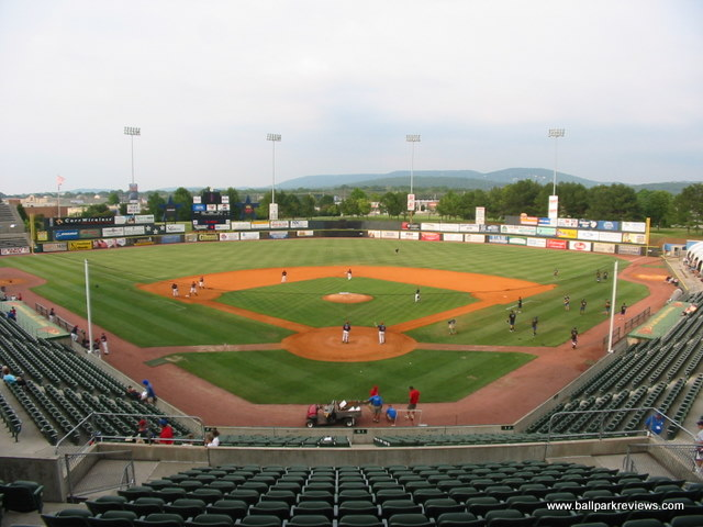 Joe W. Davis Stadium in Huntsville, AL