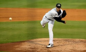 Taijuan Walker starts tonight (Megan Smith/Jackson Sun)