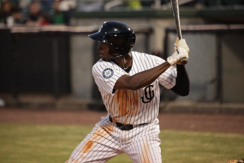 James Jones had his first career multi-homer game on Saturday night.