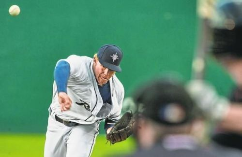Taijuan Walker made Triple-A debut last night for Tacoma (Peter Haley)