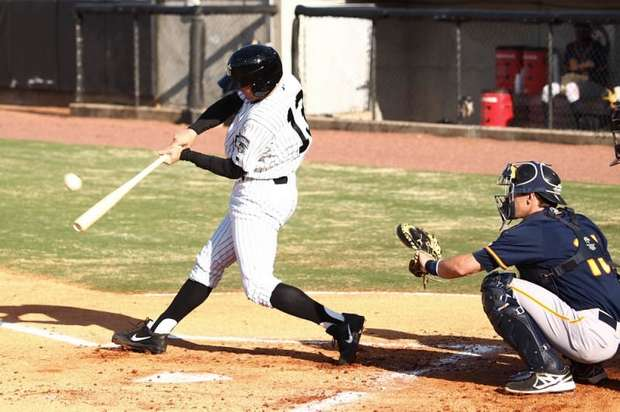 Opening Day Generals shortstop Brad Miller was named AL Player of the Week Monday.