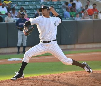 In 4 starts in July, Anthony Fernandez is 1-2 with a 3.04 ERA (8ER/23.2) and opponents are hitting just .181 against him.