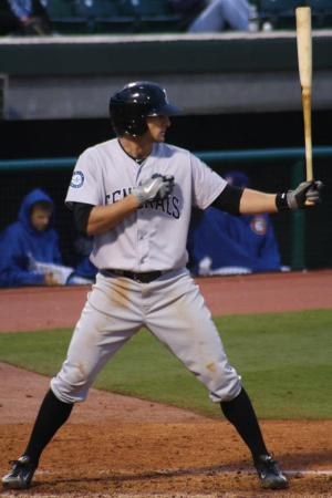 John Hicks collected 3 hits last night in Jackson's 8-0 win over Chattanooga.