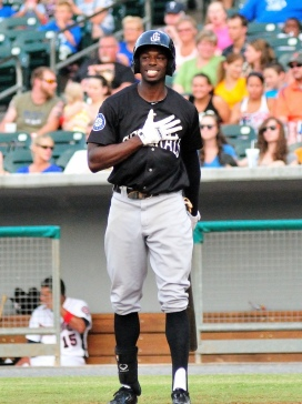 James Jones all smiles as Generals took 4 of 5 from Pensacola last week.