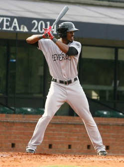 Jabari Blash has 4 home runs in his first 10 games in Double-A.