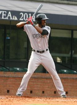 Jabari Blash has 4 home runs in his first 10 games in Double-A.