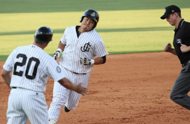 Ji-Man Choi belted his 2nd grand slam last night in Jackson's win.