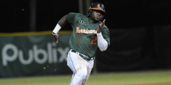Chantz Make was the team captain his Senior year at Miami (hurricanesports.com)