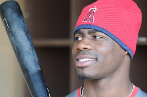 Travis Witherspoon claimed off waivers by M's. (Photo by Tom Priddy)
