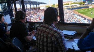 Tony La Russa joining the M's broadcast team