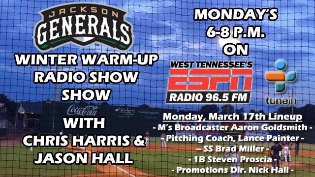 Radio Show 3-17