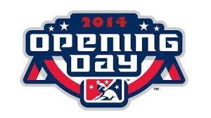milb Opening Day